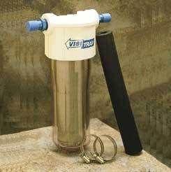 Labconco 7772500 Activated Carbon Solvent Trap for Rotary Vane Vacuum Pumps