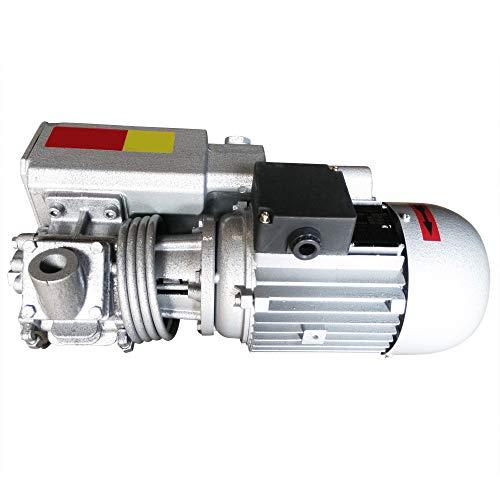 TUQI 110V Rotary Vane Vacuum Pumps Suction Pump Vacuum Machine Motor 2900rmp XD-20