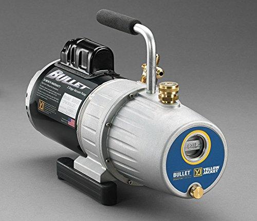 YELLOW JACKET 93603 Bullet Single Phase Vacuum Pump 3 Cfm 115V 60 Hz