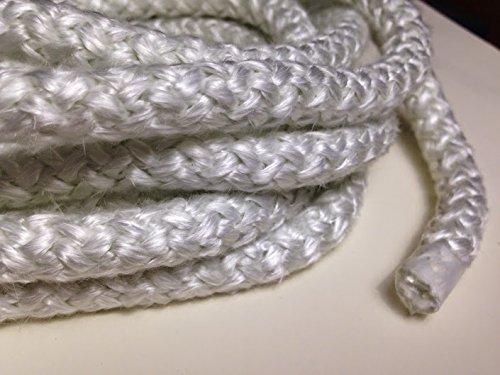 Fiberglass Boiler Rope 14 Round x 10ft Roll