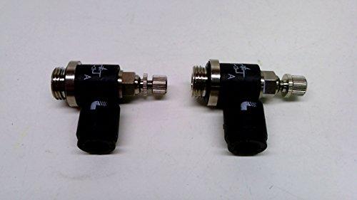 Destaco Vlvf-005 - Pack Of 2 - Adjustable Flow Control Fitting Vlvf-005 - Pack Of 2 -