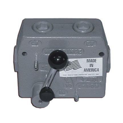 RD-150-8 - Pressure Compensated Adjustable Flow Control Valve