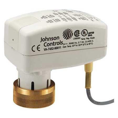 Johnson Controls VA-7482-0312 Proportional Electric Ball Valve Actuator 24 VacVdc