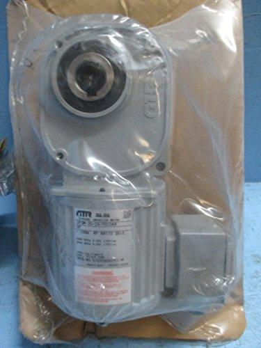 New GTR Nissei UFSM-25-15-T010AX 3-Phase Induction Motor Ratio 151 1720rpm 230V