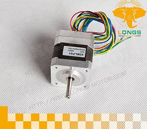 42BLF01 Brushless DC Motor Nema17 26W 24V 3000RPM