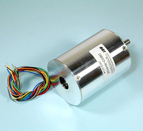 BEI DIH23-30-013Z High-Torque Brushless DC Motor 5270 RPM 7-15vdc 3-phase