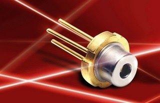 Opnext Oclaro HL63603TG 635nm 638nm 120mW OrangeRed Laser Diode