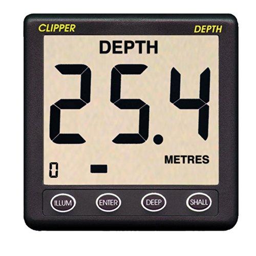 Clipper Depth Instrument wThru Hull Transducer Cover 37327