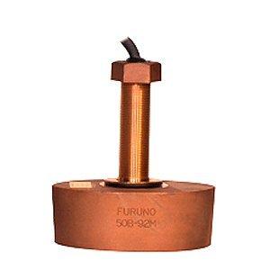 Furuno CA50B-92M Bronze Thru-Hull Transducer 1kW No Plug Default