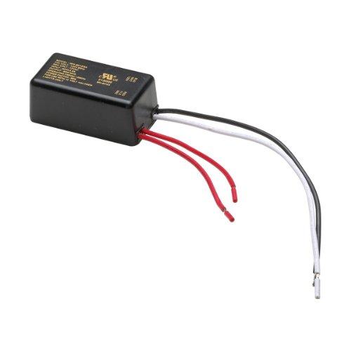 DALS ETR-WH601E5A3 60W 12V AC Transformer Black