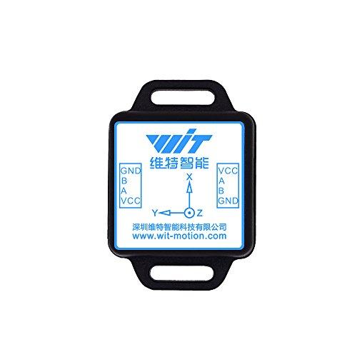 WT901C485 JY901 9-axis accelerometer gyroscope MPU6050 attitude angle 485 level multiple cascade modules