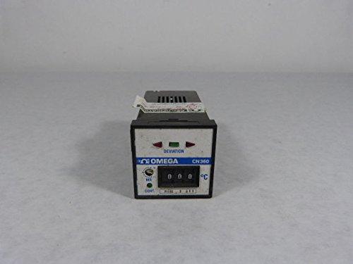 Omega CN371-P1F2 Temperature Control RTD Sensor
