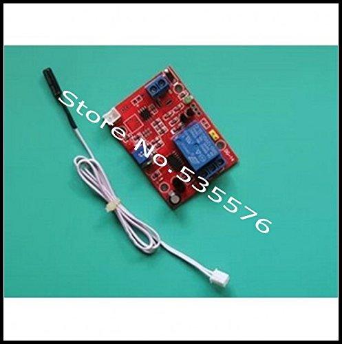 12V Vibration shock sensor delay switch plus relay module vibration sensors