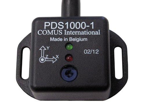 Comus - single output shock sensor - PDS1000-1