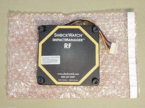 ShockWatch RF1302-VM1 ImpactManager Shock Sensor for Automated Forklifts