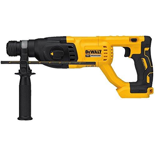 DEWALT 20V MAX XR Rotary Hammer Drill D-Handle 1-Inch Tool Only DCH133B