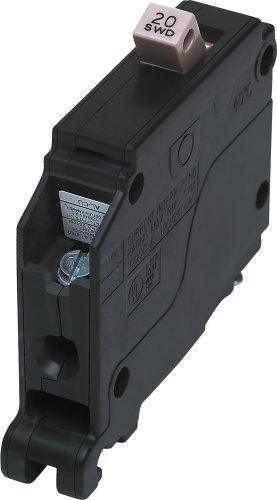 Cutler Hammer CH120 Circuit Breaker 1-Pole 20-Amp