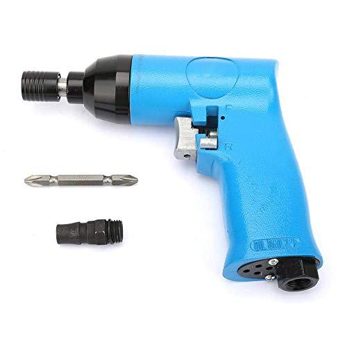 CHUNSHENN 1000RPM 14 Pneumatic Air Screwdriver Tool Pistol Shape Clutch Grip Reversible Screwdriver Screwdrivers