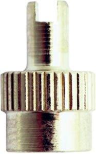 Milton MILS-437 Screwdriver Type Valve Caps Box of 5