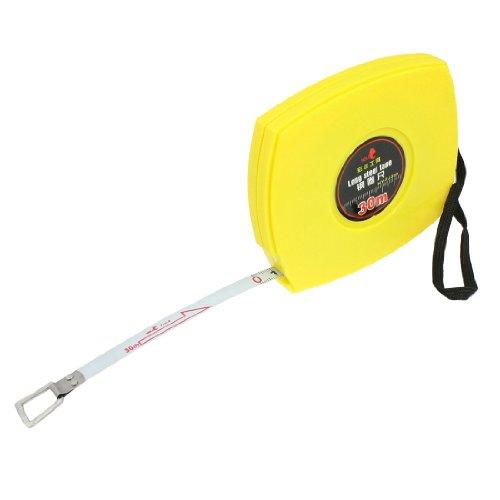 Metric Retractable Steel Tape Measure Ruler Measuring Tools 30M x 10mm