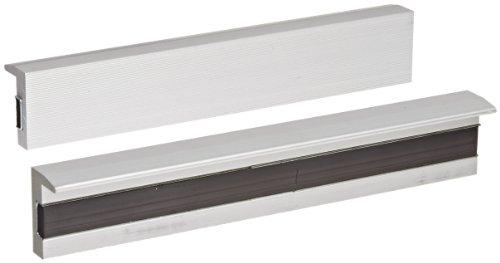 Yost Vises MA-365 6-12 Magnetic Aluminum Vise Jaw Caps 1 Pair