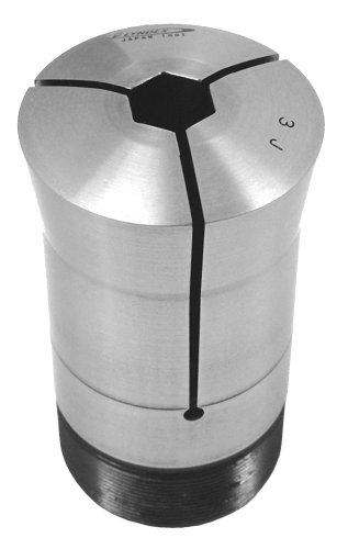 Lyndex 330-056 3J Hex Collet 78 Opening Size 375 Length 220 Top Diameter 2 Bottom Diameter
