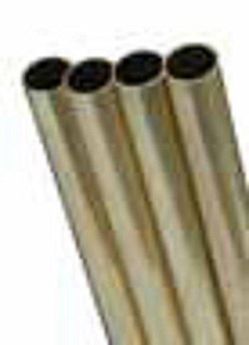 K S PRECISION METALS 8130 732 x 12 Round Brass Tube