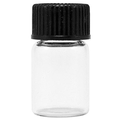 Glass Vials 12 Dram Pack of 12