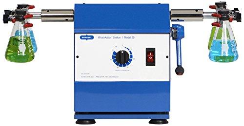 Burrell Scientific 075-785-04-36 Simethicone Wrist Action Shaker Model 85-AA BlueWhite