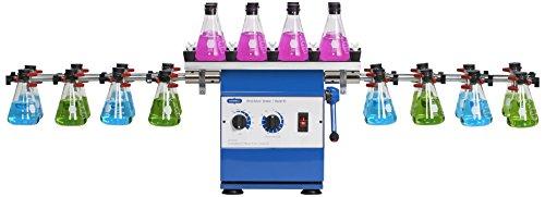 Burrell Scientific 075-795-16-36 Wrist Action Shaker Model 95-DD Variable Speed BlueWhite