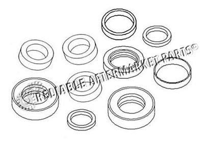 9752100303 New Grove Crane Swivel Seal Kit 3-34 Bore RT60S
