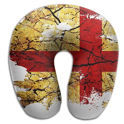 England Flag Neck Pillow U Travel Pillow Plane Pillow Neck Pillow For Sleeping Travel