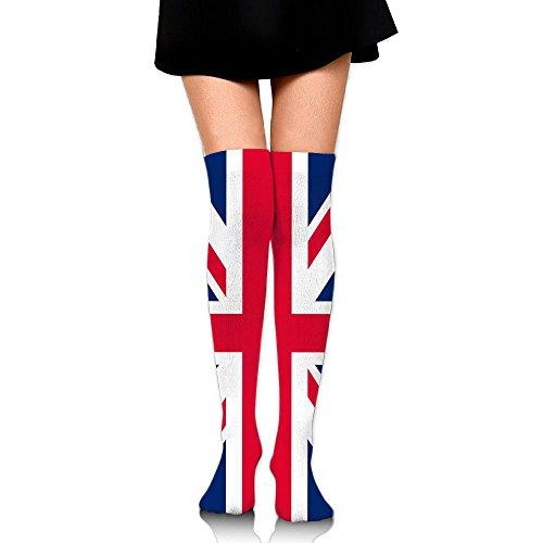 England Flag Unisex Fashion Crew Long Socks