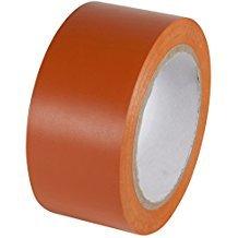5S Vinyl Floor Tape - 2 inch Wide x 100ft Roll - Orange