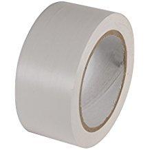 5S Vinyl Floor Tape - 2 inch Wide x 100ft Roll - White