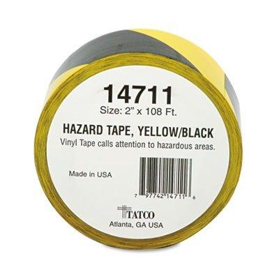 TCO14711 - Tatco Hazard Marking Aisle Tape