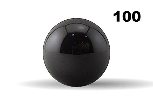 100 18 Inch G5 Precision Si3N4 Silicon Nitride Ceramic Bearing Balls