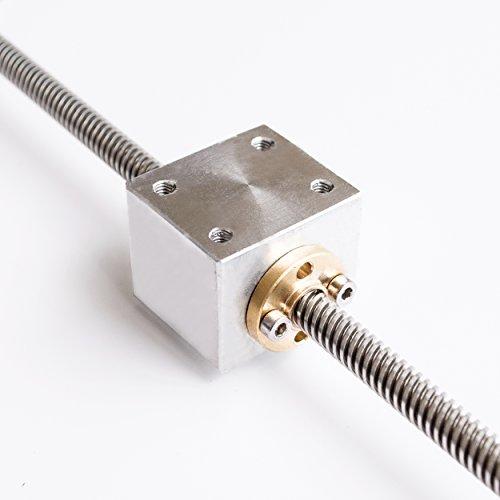 Trapezoidal Lead Screw Nut Housing Bracket For 3D-Printer Parts Reprap CNC