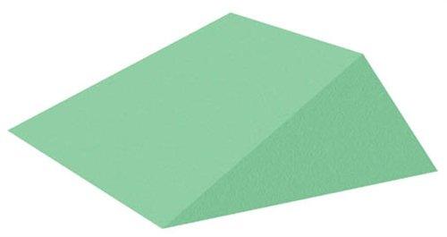 Coated Wedge Patient Positioning Sponge 21° Wedge 14-14 x 12-14 x 4-12