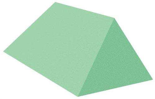 Coated Wedge Patient Positioning Sponge 45° Wedge 20-14 x 10 x 7