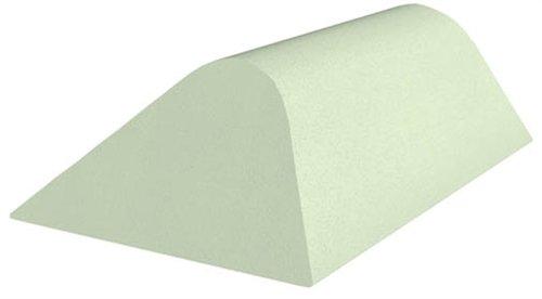 Uncoated BodyTorso Patient Positioning Sponge Angular Bolster 22-12 x 14 x 7-14