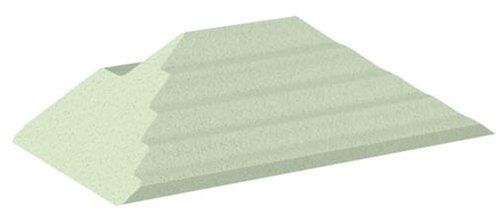 Uncoated Extremity Patient Positioning Sponge Adult Oblique Finger Block 10-14 x 6 x 3