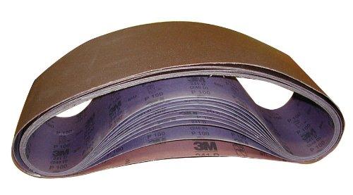3M 01460 6 x 48 120 Grit Sanding Belt Pack of 5