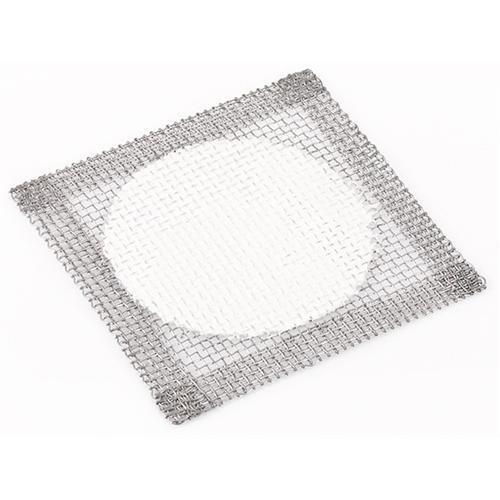 Humboldt H-25860 Wire Gauze Ceramic Center 4 Length 4 Width