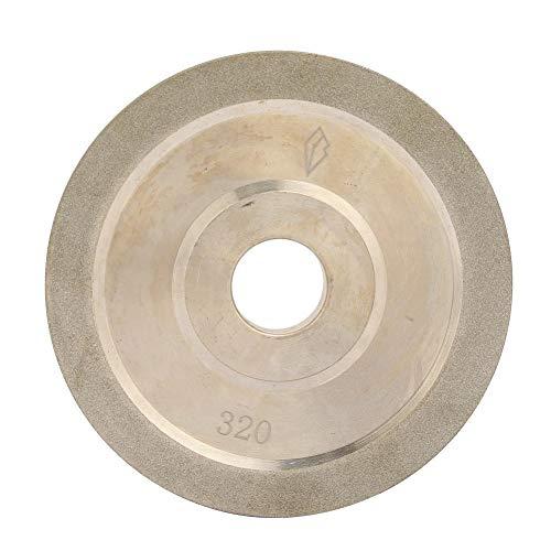 Zerone 10020mm Electroplating Diamond Grinding Abrasive Wheel for Grinder Polishing Machine320