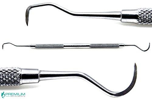 U-15 Towner30 Jacquette Scaler Dental Anterior Periodontal Instruments