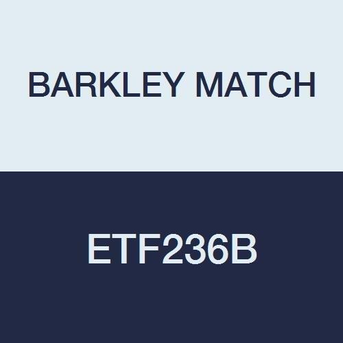 BARKLEY MATCH ETF236B End Tab Folder No Fastener 11PT Manila 9 High Front 12 14 x 9 12 2-Ply Pack of 500
