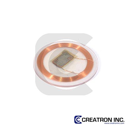RFIDNFC Transparent Tag - 1356MHz