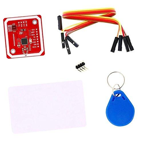 Dovewill Field Communication PN532 NFC RFID Module V3 Kit for Arduino 404x427mm