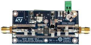 STMICROELECTRONICS STEVAL-TDR027V1 DEMO BOARD PD84008L-E 512MHZ RFID MODULE
